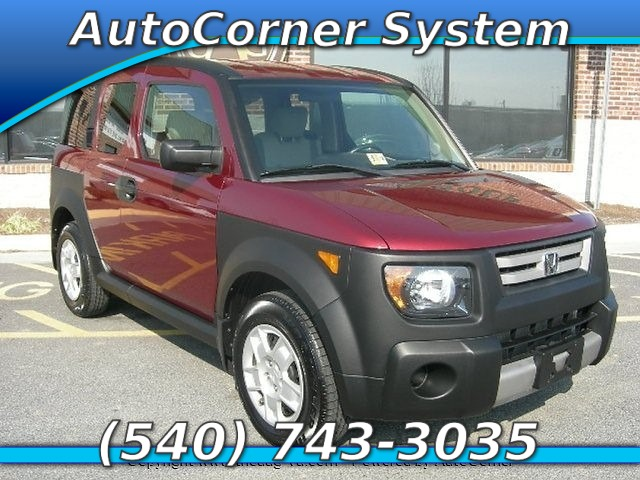 2008 Honda Element AWD